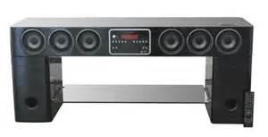 le meuble tv soundvision sv 400 avec syst 232 me 5 1 224 399
