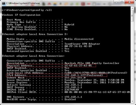 Ip To Mac Address Finder How To Find Your Ip Address And Mac Address Pcworld