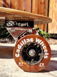 Cadillac Skate Wheels Genuine Cadillac Rolling Luggage Travel Bag And