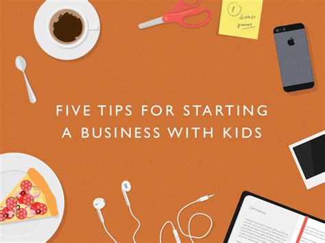 five tips for starting a business with talented
