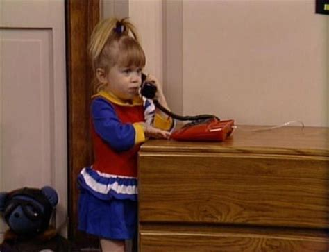 full house season 4 episode 2 michelle tanner in full house season 2 episode 15 quot pal joey quot full house pinterest