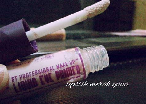 Eyeshadow Sariayu Merah lipstik merah yana aku susunatur rumah beg makeup review produk makeup shoping time