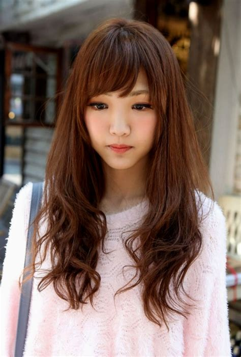 cute korean hairstyles hairstyles ideas
