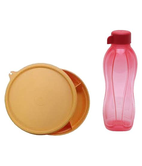 sectioned tupperware tupperware divided dish and 500ml red container buy