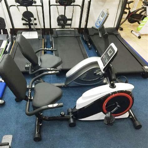 Magnetik Bike Sepeda Statis X Bike Alat Fitnes sepeda statis recumbent bike alat olahraga dan fitnes pembakar kalori lemak tubuh