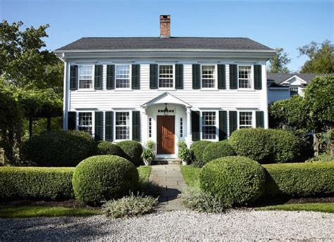 center hall colonial revival home inspired pinterest center hall colonial exteriors pinterest classic