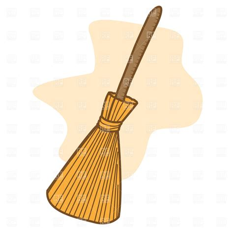 Clipart Of Broom