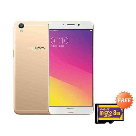 Oppo A37 Smartphone jual oppo a37 smartphone gold free memory card 8gb