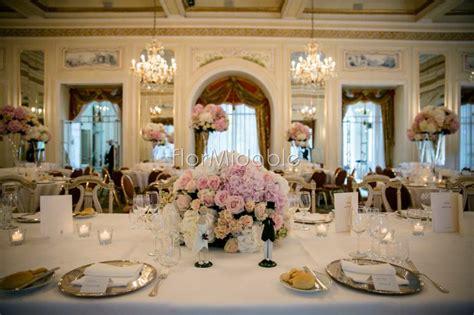 tavoli addobbati per matrimonio gallery of addobbo floreale importante tavolo degli