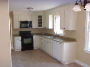 L Shaped Kitchen Remodel Ideas by Remodeling A Very Small L Shaped Kitchen Design My