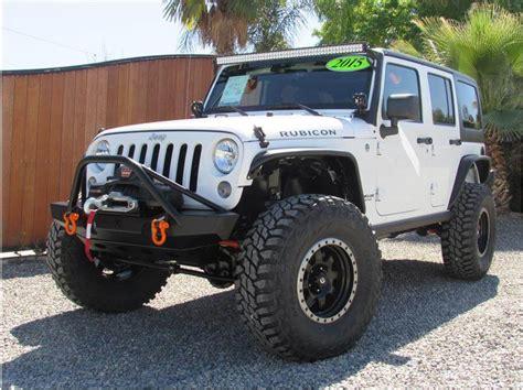 rubicon jeep 2015 2015 jeep wrangler unlimited rubicon sold