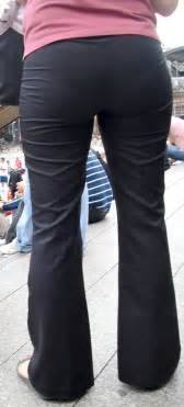 Always horny to see meaty butts in tight pants