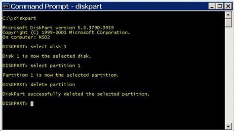 diskpart format unit format drives with correct allocation and offset for