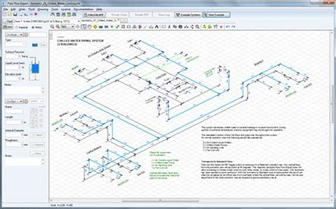 difference between design view and layout view in access pipe flow expert exle systems rh10