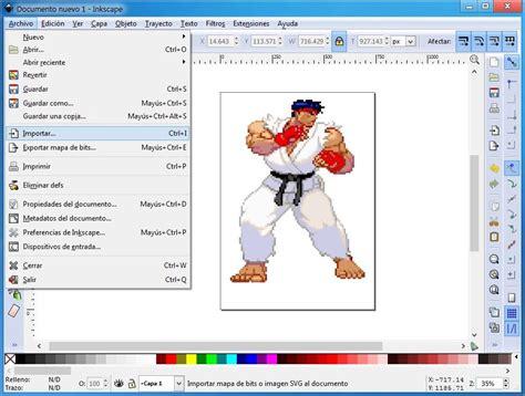 tutorial photoshop vectorizar imagen c 243 mo vectorizar im 225 genes con la utilidad gratuita inkscape