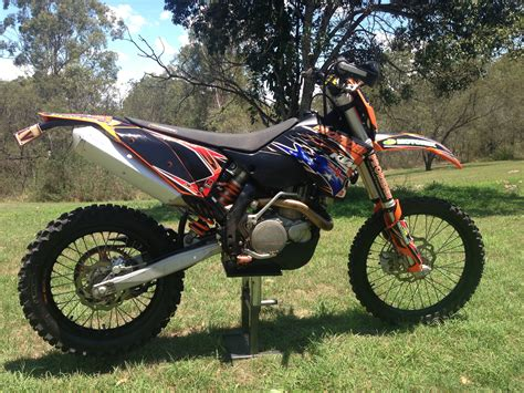 Ktm 400 Exc For Sale 2009 Ktm 400 Exc For Sale Or Qld Ipswich