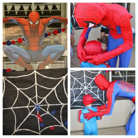 birthday themes spiderman spiderman birthday party spiderman pinterest
