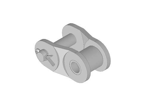 Senqcia Roller Chain Rantai Rs 40 2 senqcia inspire series 40pcp coat plus ii offset link cotter pin type asme ansi
