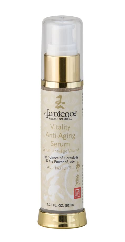 Serum Anti Aging vitality anti aging serum 171 jadience herbal formulas