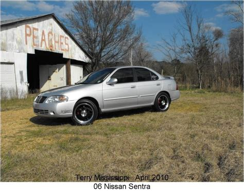 Nissanxepilot S Modified 2006 Nissan Sentra S Car Photos