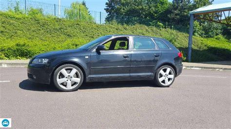 Audi A3 3 2 V6 by Achat Audi A3 3 2 L V6 Sportback 2006 D Occasion Pas Cher