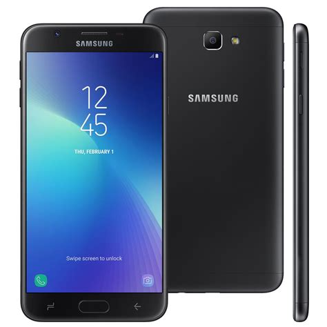 smartphone samsung galaxy j7 prime 2 preto 32gb tela 5 5 dual chip android 7 1 c 226 mera 13mp tv