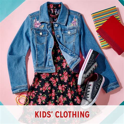 clothing kmart