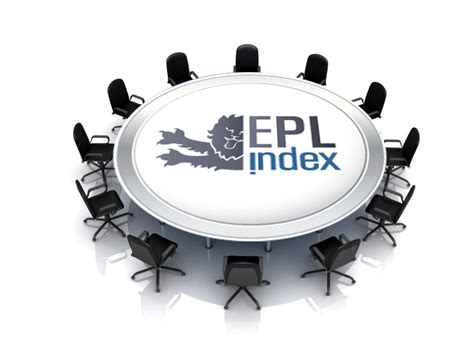 epl table by round epl round table podcast debate on all controversies from