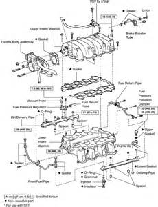 2007 ford mustang 4 0l fi sohc 6cyl repair guides engine mechanical components intake