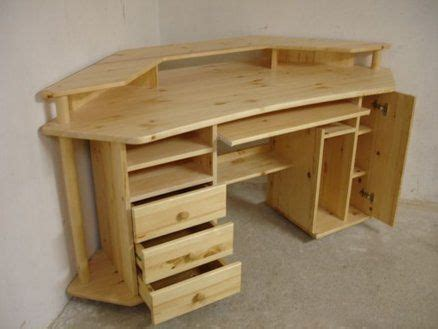 diy corner computer desk plans 22 diy computer desk ideas that make more spirit work diy furniture ideas diy computer desk