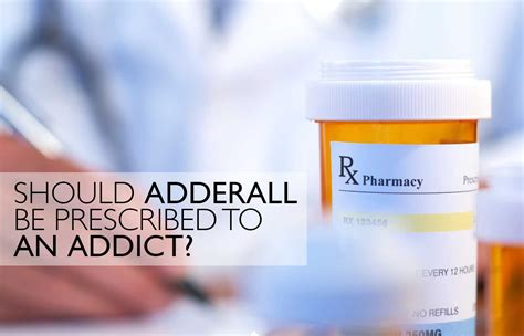 Adderall Detox For Test by Should Adderall Be Prescribed To An Addict