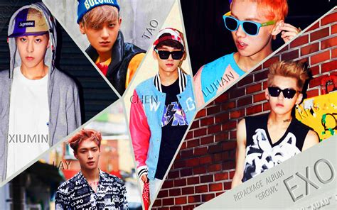 exo wallpaper hd growl exo wallpaper hd growl