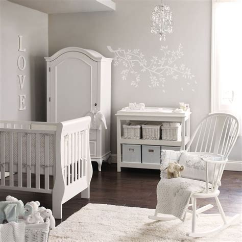 grey baby bedroom 17 best ideas about grey white nursery on pinterest