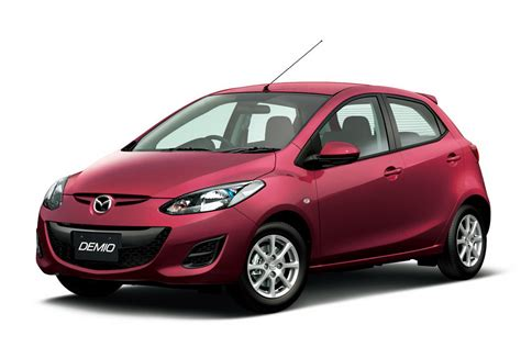 mazda introduces revised 2012 demio with new skyactiv g 1