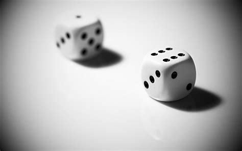 black white dice black and white picture wallpapers 1920x1200 253663