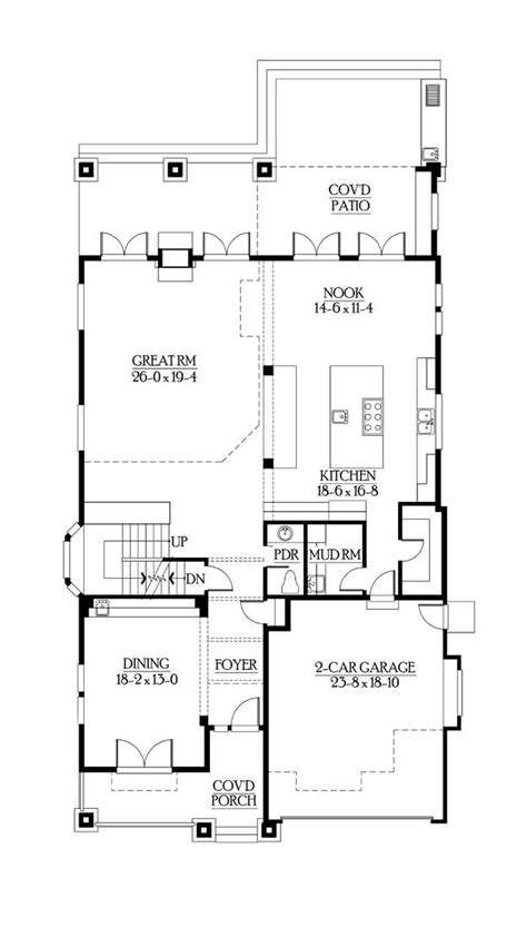 Ultimate Home Plans by Ultimate House Plans Traditional House Plan 351008
