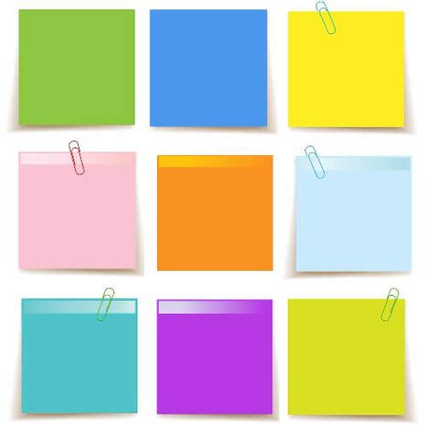 Printable Sticky Notes Template Vastuuonminun Sticky Note Template