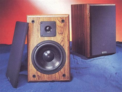 klh premier 81 bookshelf speakers review test price