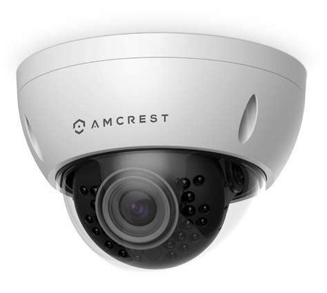 outdoor security amcrest ip3m 956ew outdoor poe vandal dome ip network