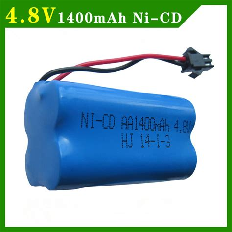Battery Ni Cd Aa 1400mah 4 8v 4 8v 1400mah ni cd battery nicd aa 4 8v rechargeable