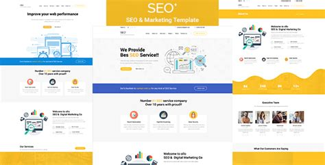 Seo Seo Business Html Template Nulled Download Seo Template 2017