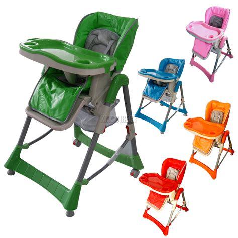 high chair recline foldable baby high chair recline highchair height