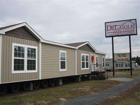 mobile homes for sale maine