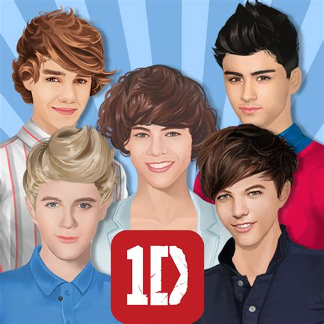 Haircut Games One Direction   one direction haircuts games haircuts models ideas