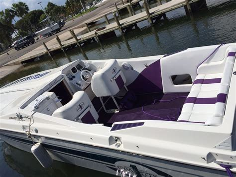 cigarette boat for sale usa cigarette 1989 for sale for 96 923 boats from usa
