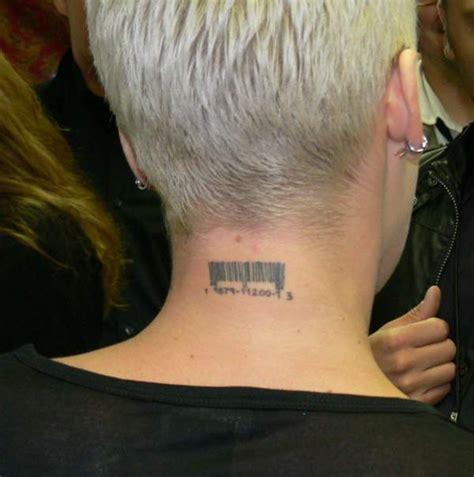 barcode tattoo pink tatuajul o treaba pentru rebelii sclavi saccsiv blog