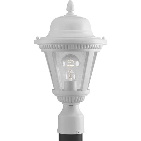 Progress Outdoor Lighting Fixtures Progress Lighting P5445 30 Westport Outdoor Post Mount Fixture