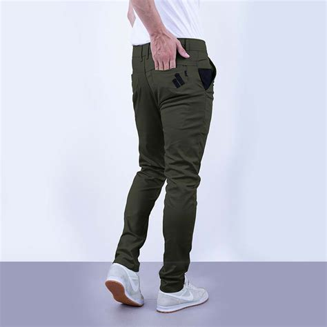 Pakaiancelana Panjang Army Size 31 46 celana chino franklin hijau army mall indonesia