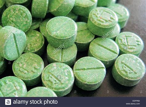 Anerocid 300mg quot green android quot ecstasy pills containing between 150 200mg