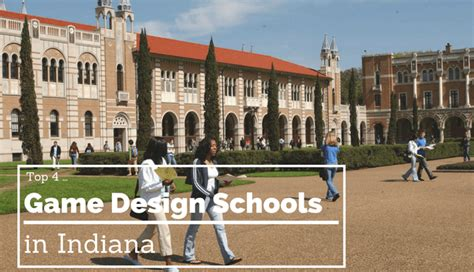 game design university ranking 5 recommended indiana programs for game development